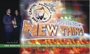 Sonrise Service @ The Capital Assembly Auditorium | Abuja | Federal Capital Territory | Nigeria